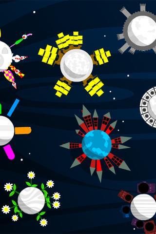 Maths Planets