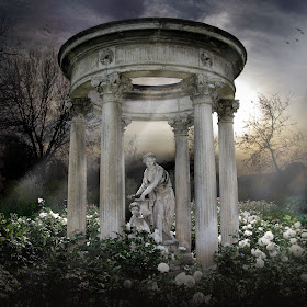 Wake Up My Sleepy White Roses 24x20 300dpi.jpg