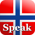 Speak Norwegian Free icon