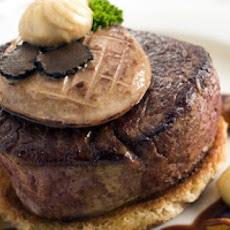 Tournedos Rossini with Chatue Potatoes