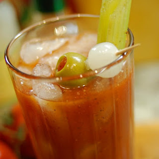 Spicy Low Sodium Bloody Mary Mix Recipes