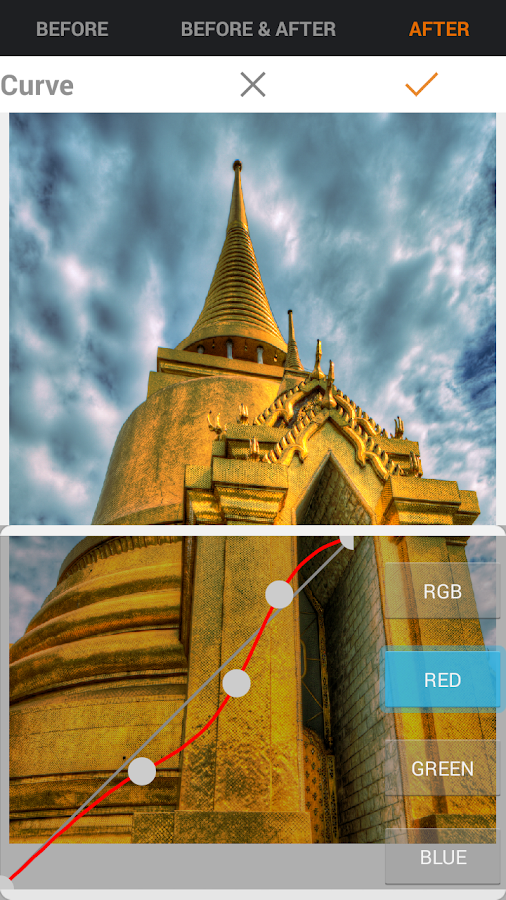 Photo Editor HDR FX Pro Screenshot 8