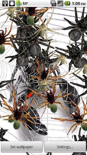 Arachnophobia現場壁紙
