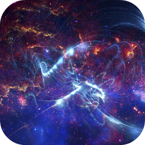 space galaxy live wallpaper pro apk