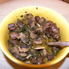 Spanish Mushrooms Tapas-Style