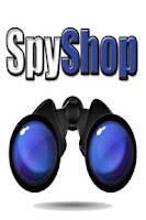 Screenshot of SpyShop