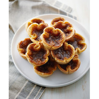 Anna Olson's Raisin Butter Tarts