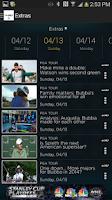 Screenshot of Golf Live Extra