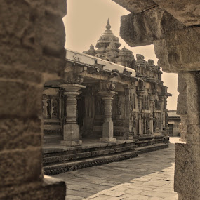 Temple by Nithesh Panikkassery - Buildings & Architecture Public & Historical