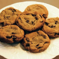 Chocolate Chip Coffee Cookies