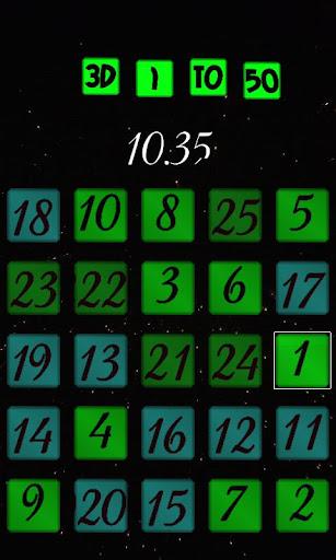 無料解谜Appの番号の3Dをタップ|記事Game