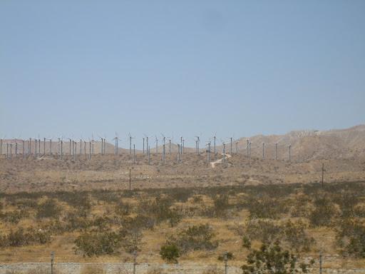 Farma wiatraków