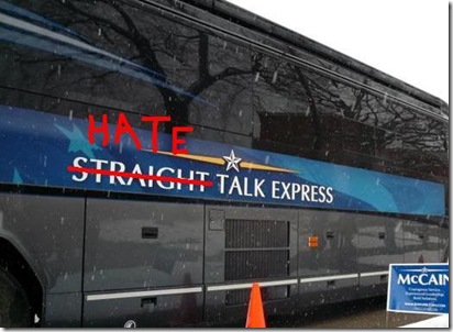 hate talk express