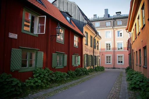 bild från Stockholm