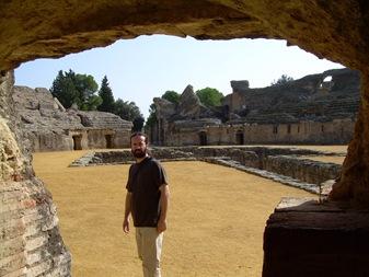 anfiteatro de itálica