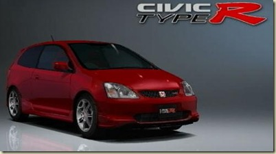 Honda Civic Type R ´01