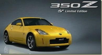 Nissan 350Z Gran Turismo 4 Limited Edition (Z33)