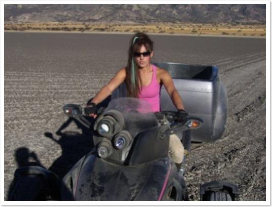Bulma's bike