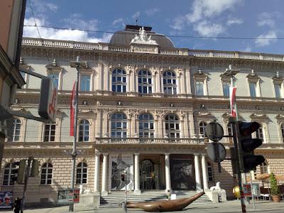 El museo de arte de Innsbruck