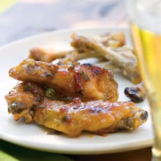 Jalapeño Sticky Wings
