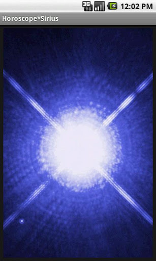 Horoscope*Sirius