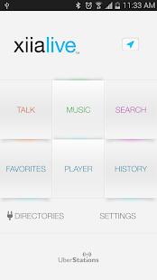 App XiiaLive™ - Internet Radio APK for Windows Phone