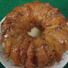 Orange Breakfast Coffee Cake