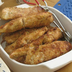 Kittencal's Tender and Juicy Breaded Dijon Chicken Breast