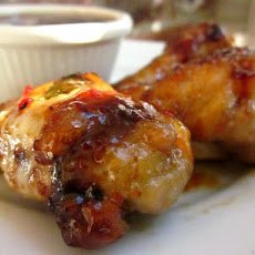 Hot-As-You-Like Asian Chicken Wings