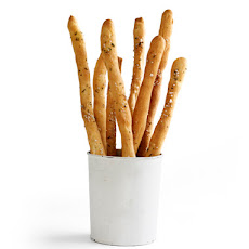 Garlic-Herb Breadsticks