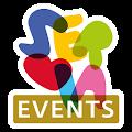 Android aplikacija Serbia Events