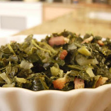 Low(Er) Fat Collard Greens