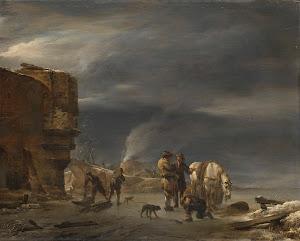 RIJKS: Nicolaes Pietersz. Berchem: painting 1647