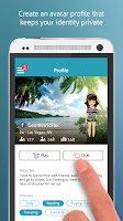 Screenshot of Anomo - Meet New People