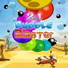 2 in 1 Bubble Blaster