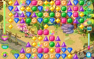 Screenshot of Jewels Mania 2