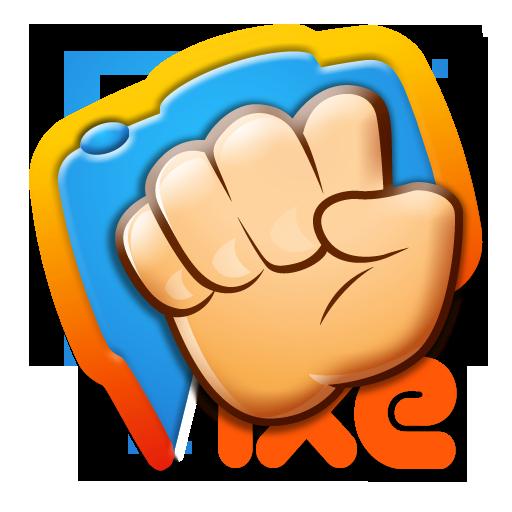 PixeGrab: Grab Pics From Phone LOGO-APP點子