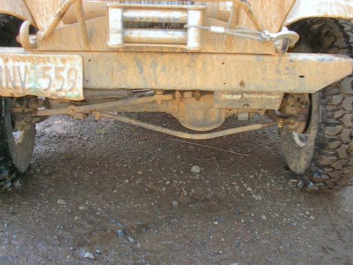how to fix tie rod taper mismatch