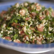 The Perfect Basic Tabbouleh Recipe
