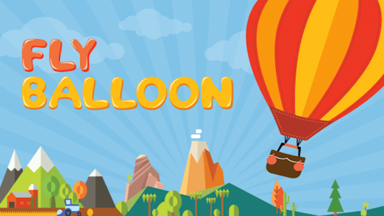 Fly Balloon - screenshot