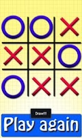 Screenshot of Tic Tac Toe Classic