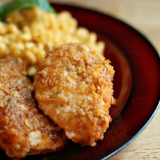 Spicy Spud Crusted Chicken