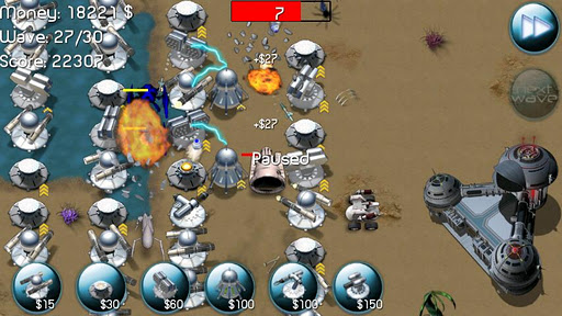 Tower Defense: Nexus Defense