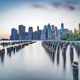 NY by Jimal Essa - City,  Street & Park  City Parks