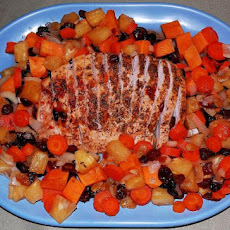 Fruited Turkey Breast