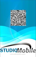 Screenshot of QR Scan Studio Mobile