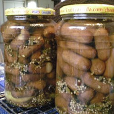 My Pickled Little Smokies