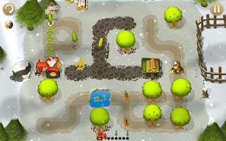 Screenshot of Tractor Trails