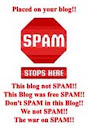 Blogger Anti SPAMMER!!! Don`t change this script!