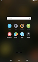 Screenshot of Flatro - Icon Pack